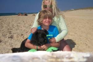 Suchen Mutter mit Sohn (ab 9) für Sommer-Surfurlaub in Südfrankreich - Bild