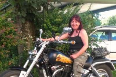 Suche Partner für Reisen, Motorradfahren (fahre selbst), Harley Davidson Treffen etc. - Bild